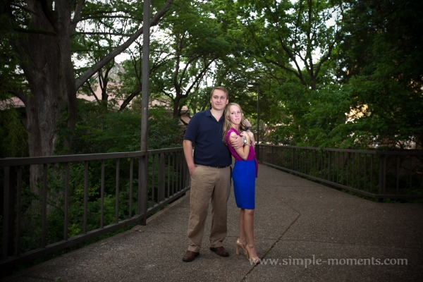 lauren amp tyler�s engagements university of texas campus