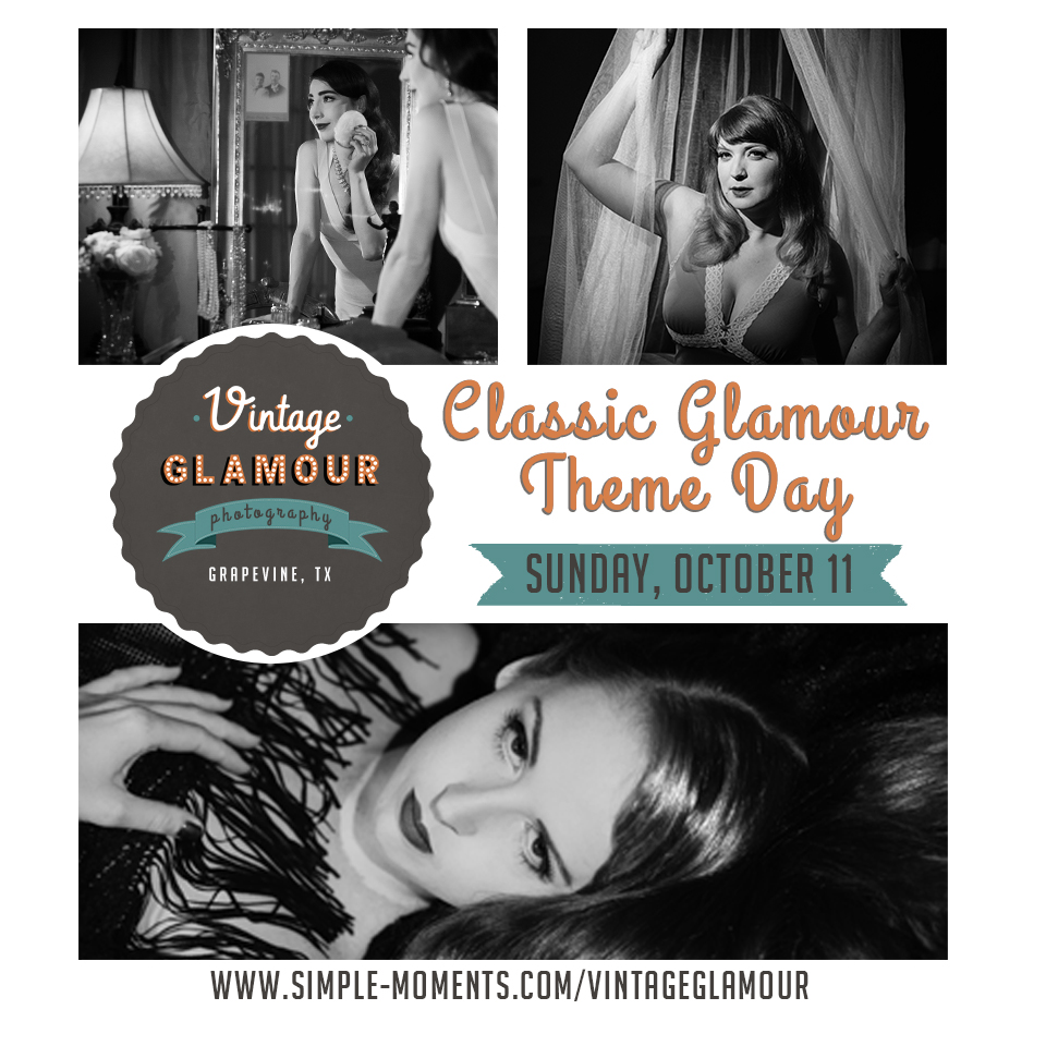 10.11.15 Classic Glamour Theme Day